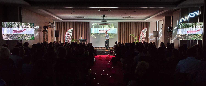 AV-Techniek Presentaties en evenementen