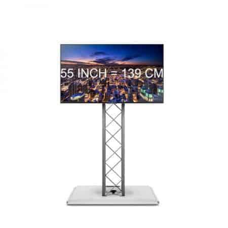 55-inch 4K led tv huren