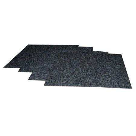 Verhuur tapijttegels zwart 100x100 cmVerhuur tapijttegels zwart 100x100 cm