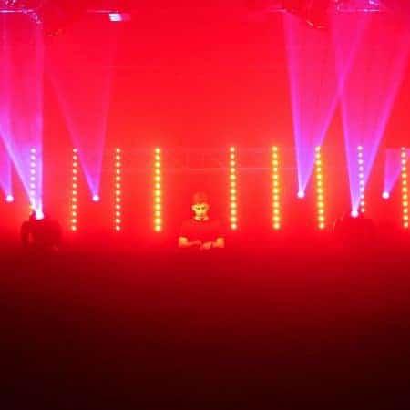 Lichtshow Lichtzinning