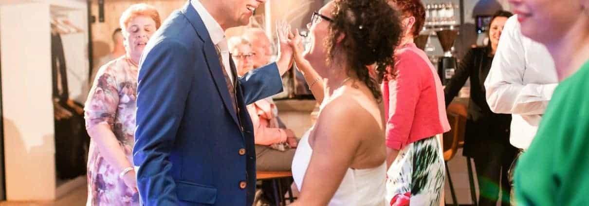 Bruiloft Eliza Richard Sunseabar