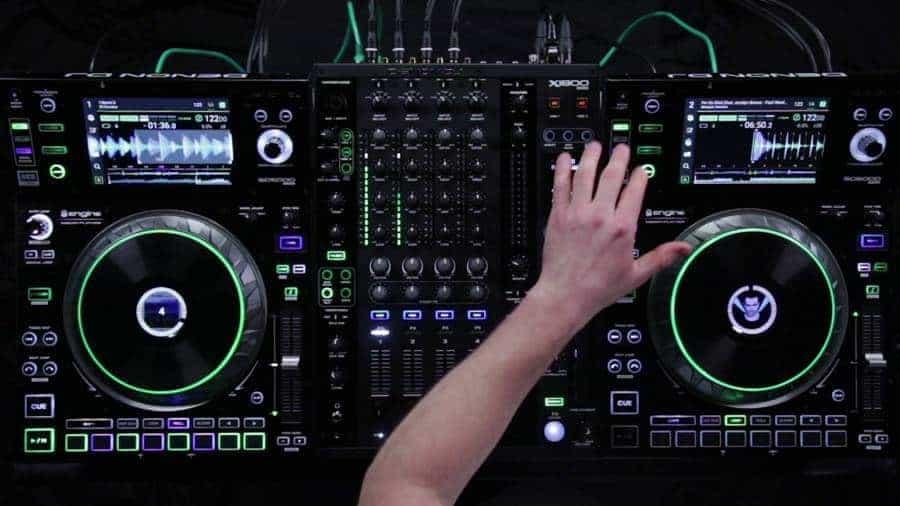 how to create a dj set