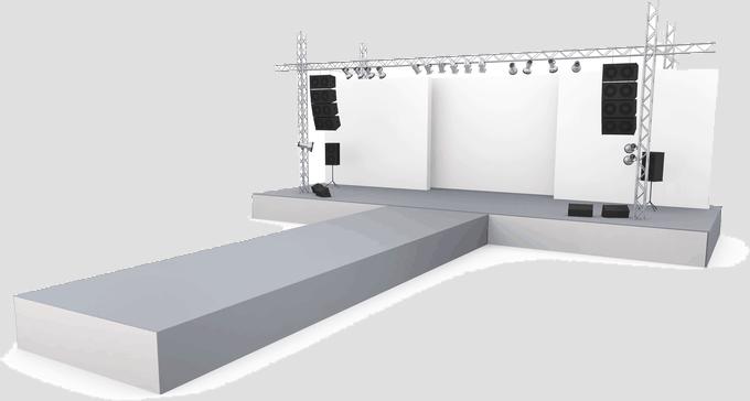 Audiovisuele techniek voor evenementen