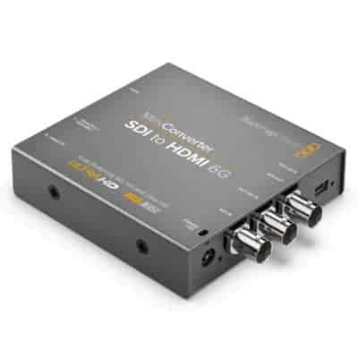 Verhuur Blackmagic SDI naar HDMI convertor 4k
