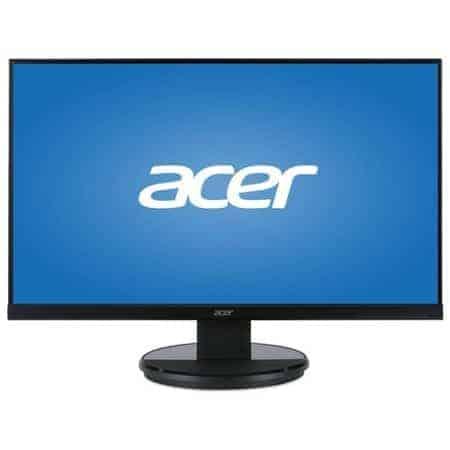 Verhuur 27 inch monitor Acer preview scherm