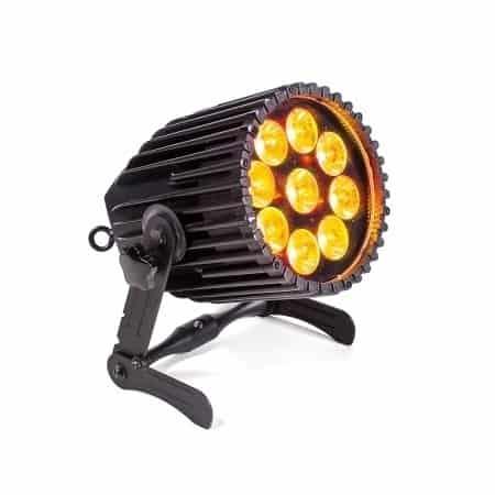 Verhuur Astera AX10 LED sopt op Accu