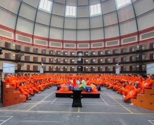 Kick-off presentatie - Koepel gevangenis Breda