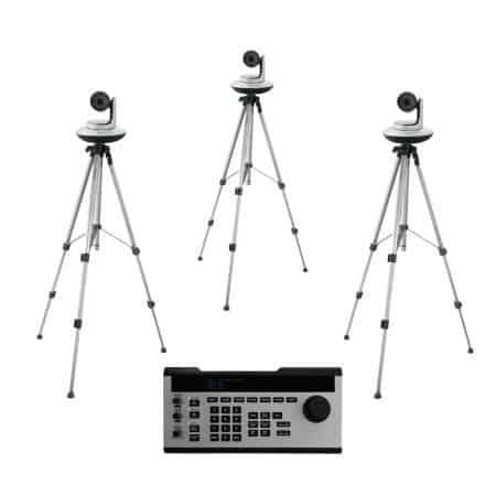 Verhuur PTZ Camera systeem met controller