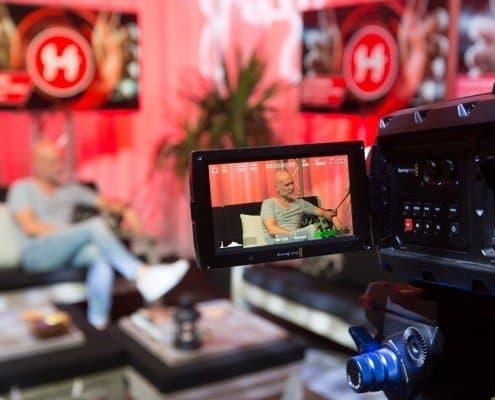 Livestream Studio - Opname studio