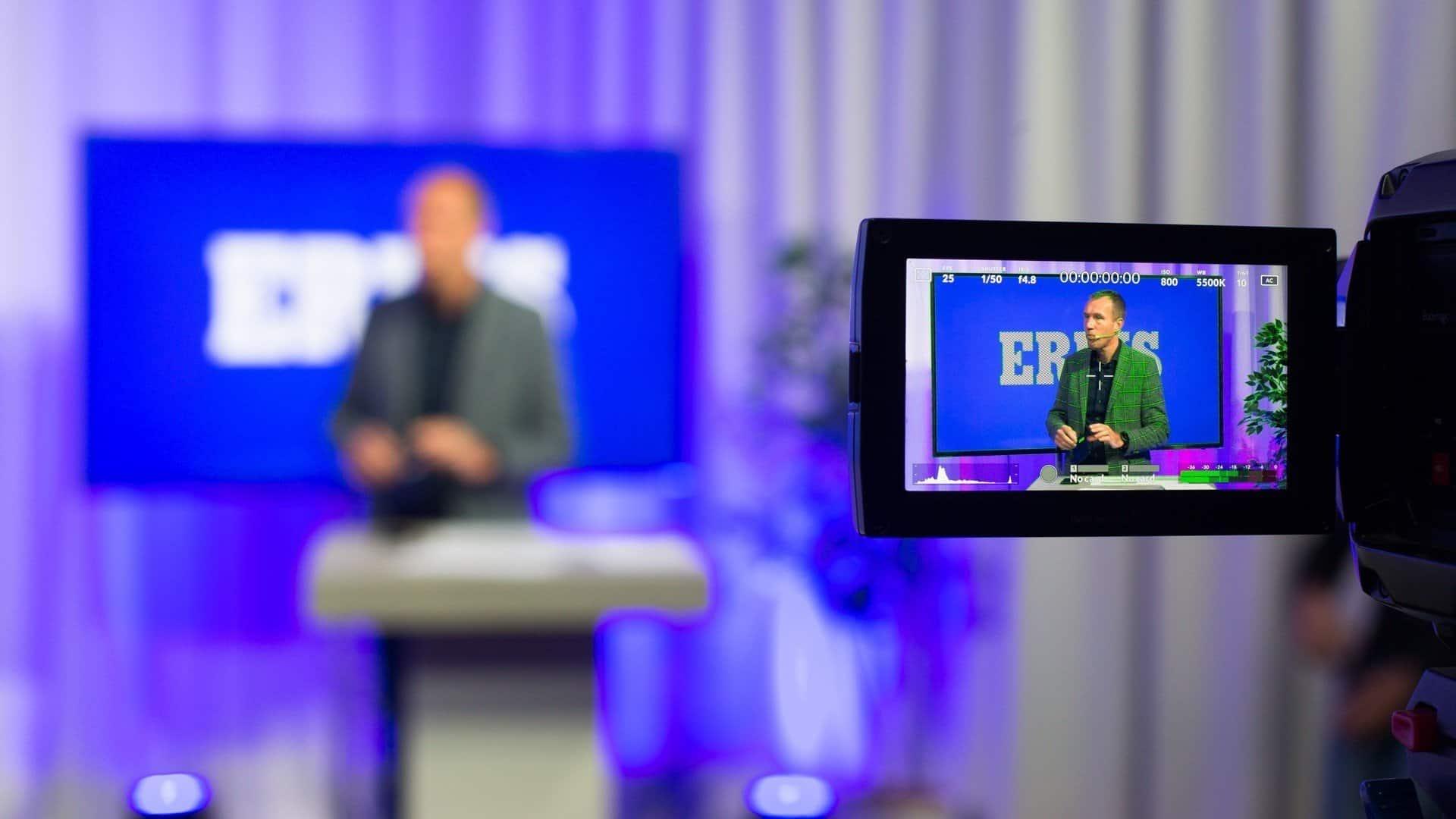 Business update - Livestream vanuit onze studio