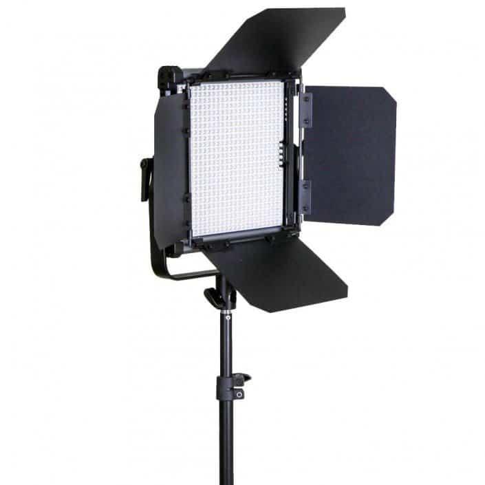 Verhuur Studio LED lamp op statief voor video