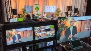 Webinar vanuit onze Livestream studio