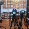 Livestream set - Regie met 2 Cameras