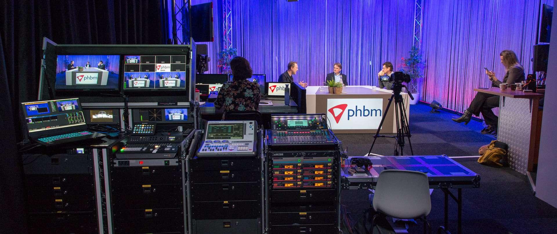 Podcast PHBM - Tafel discussie via YouTube