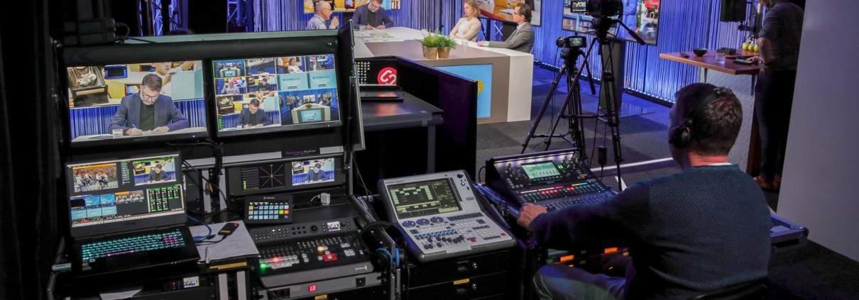 Online Talkshow Studio