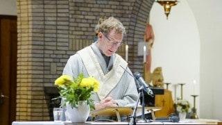Livestream van uitvaart in de Naaldkerk
